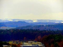 Schnee nur noch in Hhenlagen des Schwarzwaldes (eagle1effi) Tags: snow landscape landschaft schwarzwald blackforest biologie morgenstelle sx60 hhenlagen