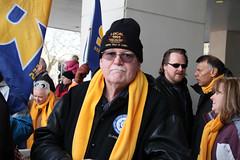 IMG_5436 (United Steelworkers - Metallos) Tags: canada labor demonstration solidarity labour unions usw unitedsteelworkers canlab standupforsteel martywarren hamontrally