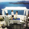 "#Wedding in #Santorini island. Wedding #planning by ""Wedding in Greece"" www.weddingingreece.com #Weddingphotography by @elenidona www.elenidona.com #santoriniwedding #weddingplanner #weddingingreece"