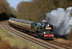 34053 The Statesman (gareth46233) Tags: park keith lane sir statesman the gcr 34053 kinchley
