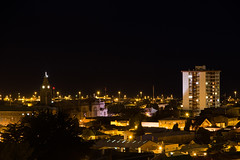 Punta Arenas (Macs!) Tags: chile longexposure night canon nocrop sl1 nofilter puntaarenas puq
