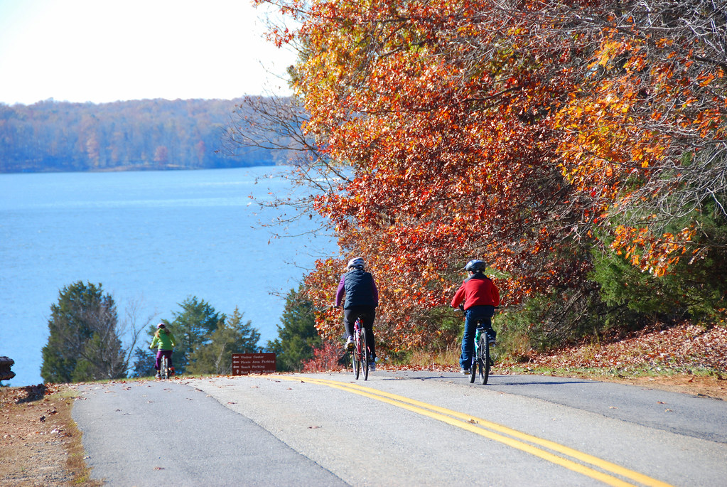 Ride bikes Lake Anna State Park13 by vastateparksstaff, on Flickr