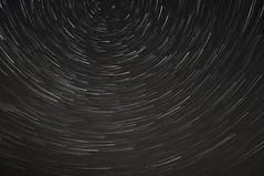Star trails (Gatis Gribusts) Tags: night nikon startrails starstax samyang16mmf20edasumccs