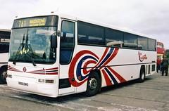 New Enterprise (Vernon C Smith) Tags: new bus rally 2006 cobham enterprise