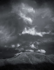 Meall an t-Suidhe & Ben Nevis. (Roksoff) Tags: trees winter snow cold ice hail pine scotland log wind bennevis fortwilliam lochaber scottishhighlands glennevis scotspine leefilters rivernevis meallantsuidhe nikond810 1635mmf4 steallgorge
