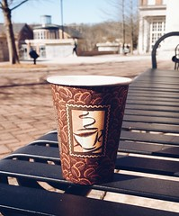 Karma Coffee: Coffee in exchange for doing a random act of kindness during the day :) (Anushka Sharma Photography) Tags: payitforward dogood karmacoffee