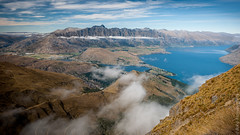 I hiked to Ben Lomond (bobo moirangthem) Tags: travel newzealand nature landscape ben southisland queenstown lomond benlomond remarkables lakewakatipu treks the sigma1020mm nikond7200