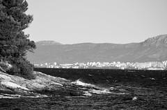 Jutarnja bura (roksoslav) Tags: nikon croatia split bora dalmatia bra 2015 postira bura afsnikkor70300mmf4556vr d5100 bracanal