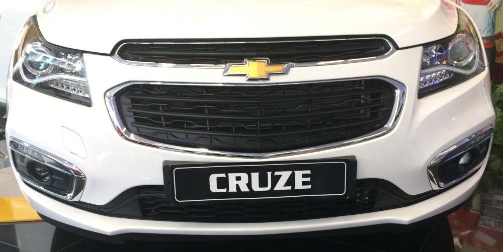 Chevrolet Sài Gòn tặng bạn phiên bản Cruze LTZ đón chào năm mới!