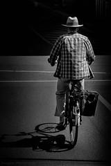 streetfotografie Radfahrer