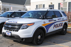 North Castle Police Ford Interceptor SUV (zamboni-man) Tags: new york rescue bus car kyle wagon island fire fly long state tahoe police medical service emergency bls signal ems federal emt youk wagman wheeln flycar flycafr ambualcne