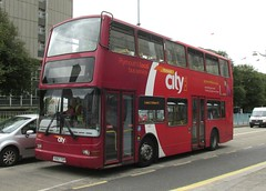 427, Royal Parade, Plymouth, 04/09/15 (aecregent) Tags: volvo president plymouth 8 427 citybus royalparade goahead plaxton 040915 b7tl y812tgh
