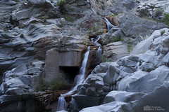 Las Melosas (Mar Cifuentes) Tags: chile naturaleza waterfall cascada cajondelmaipo lasmelosas