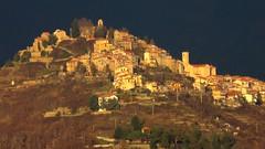 Baiardo 2 (Dado 51) Tags: sunset liguria italiy