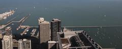 Open House Chicago - October 2015 (shelak3) Tags: park house chicago tower art architecture buildings open sears bean millennium lakemichigan lakeshoredrive