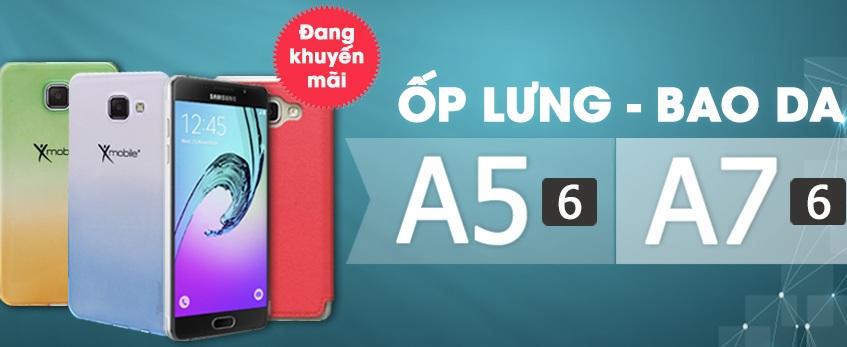 Ốp lưng- Bao da Galaxy A5 và A7- Mua nhiều giảm nhiều đến 30%