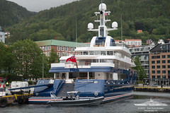 Northern Star (Aviation & Maritime) Tags: norway yacht bergen northernstar superyacht luxuryyacht