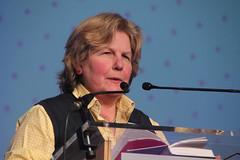 Sandi Toksvig (likrwy) Tags: southbank feminism sandi toksvig