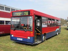 M78 CYJ (markkirk85) Tags: new bus ex buses festival brighton pointer south east southern vectis dorset dennis 78 dart 2016 cyj plaxton wilts m78 41995 m78cyj