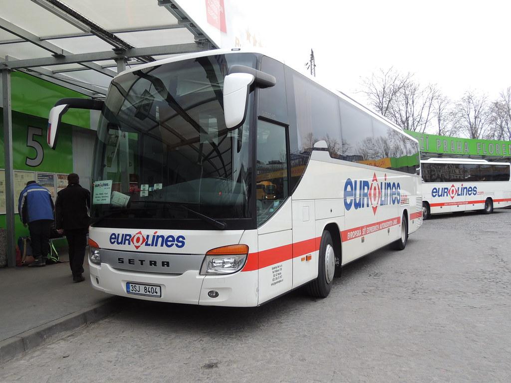 Eurolines Touring Bohemia