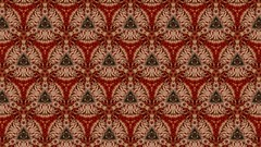 image (sharon_amanda19) Tags: red brown wool earth kaleidoscope rug russet tuareg fibres