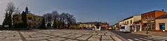 Sawkw - the main square (ChemiQ81) Tags: square outdoor poland polska polish polen polonia rynek pologne 2016  polsko  puola plland lenkija pollando   poola poljska polija pholainn zagbie dbrowskie sawkw     chemiq dabrova polanya lengyelorszgban