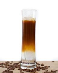 Espresso Tonic (DavinG.) Tags: coffee 50mm drink foodporn espresso tonic mixture davingphotography davingphoto blackstripecoffee