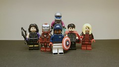 Marvel: The Young Avengers (H.-o.-p.-E.) Tags: lego young patriot marvel avengers