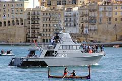 P24 (North Ports) Tags: marina malta laguna grandharbour p24 mmsi maritimesquadronofthearmedforcesofmalta 256000747