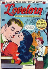 Lovelorn 13 (Michael Vance1) Tags: woman man art love comics artist marriage romance lovers dating comicbooks relationships cartoonist anthology silverage