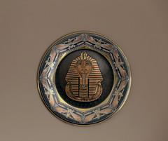 The Boy King (Christopher-James Brame) Tags: gold king egypt culture royal plate tut metalic tutankhamun