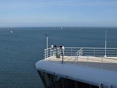 Ruby Princess - Sea of Cortez Cruise (Jasperdo) Tags: california cruise cruising sanpedro bridgedeck losangelesharbor princesscruiseline rubyprincess