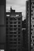 """Got a good reason for taking the easy way out"" - Curitiba - Brasil (TLMELO) Tags: man building paraná silhouette brasil construction curitiba silhueta pedreiro construção"