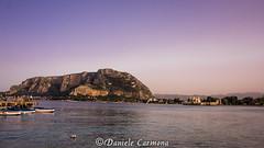 Mondello sunset (Daniele Carmona) Tags: pictures sunset italy beach nikon italia atmosphere sicily palermo sicilia nikoncorporation nikond7100 danielecarmona