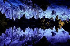 Guilin Reed Flute Cave (Massetti Fabrizio) Tags: china guilin cave cina nikond3 carlzeiss21mmf28