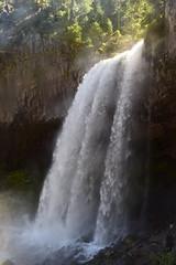 Tamanawas Falls Upclose (Catgirrrl) Tags: water oregon hike april mounthood 2016 tamanawasfalls