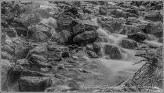 Milky way (MaziPhoto) Tags: water stones weldingglass