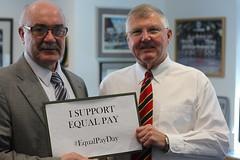 #EqualPayDay