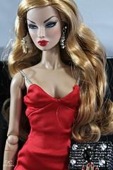 Lady in red! (silanak (fely)) Tags: ayumi eugenia firstblush asduskfalls