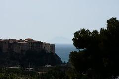 Tropea (Loredana Consoli) Tags: blue sea spring mediterraneo calabria stromboli tropea