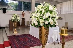 20160423_loyola_0579 (Maria Viriato Decoracoes) Tags: igreja loyola enfeites decorao ornamentos viriato ornamentao decoraodecasamento