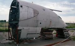 XL190 Handley Page Victor K.2 Nose only ex 9216M 2 (eLaReF) Tags: 3 history ex museum nose victor page only k2 raf manston handley xl190 9216m