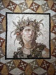 Ancient Rome. Roman Mosaic (mike catalonian) Tags: mosaic ancientrome