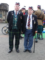 Veterans from The Royal Scots (National Museums Scotland) Tags: edinburghcastle lifesupport nationalwarmuseum nationalmuseumsscotland theroyalregimentofscotland