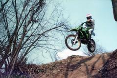 Vergerio Giuseppe (motocross anni 70) Tags: 1982 motocross 250 kawasaki plello giuseppevergerio motocrosspiemonteseanni70