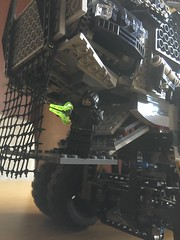 Lego apc rear lower deck ramp (JASKFAM1) Tags: tank lego guard apc mercenary 8297
