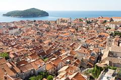 Dubrovnik and Lokrum (Erik Strahm) Tags: church water st croatia hr dubrovnik ignatius stignatiuschurch dubrovakoneretvanskaupanija dubrovakoneretvanskaupanij europe2015