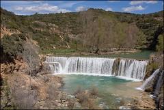 Barrage de Bierge (Espagne - Aragon) (Laurent Cornu) Tags: vacances eau rivire aragon paysage espagne barrage bierge embalsedebierge