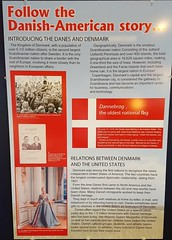 The museum shares the story of centuries of Danes immigrating to the U.S.