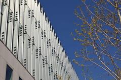 Hoge Raad, The Hague (Mary Berkhout) Tags: blue white building architecture denhaag thehague supremecourt hogeraad maryberkhout